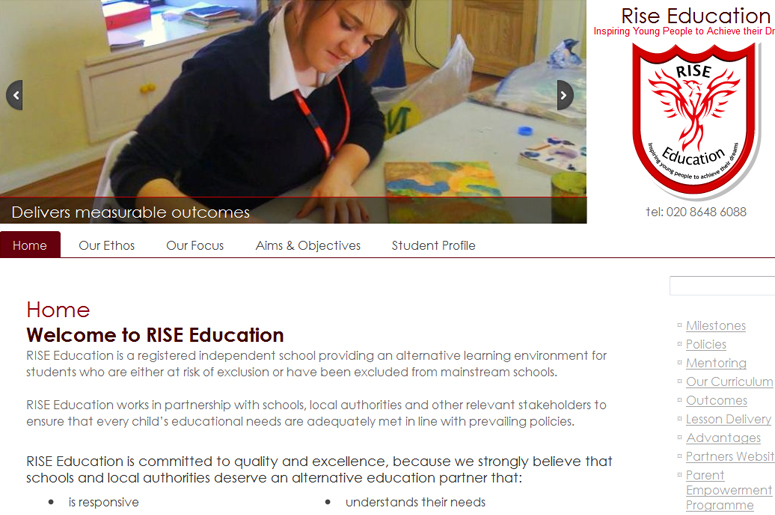 riseducation